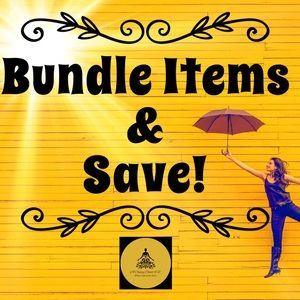 🌟Bundle and save 🌟